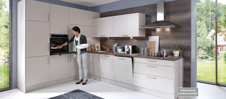 Einbauküche mit hervorragender Ausstattung | InterCuisines