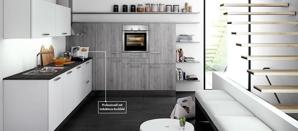 Einbauküche mit Top-Ausstattung | InterCuisines
